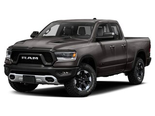 2019 Ram 1500 Rebel Truck 1C6SRFET1KN820279