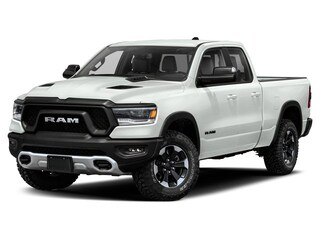 2019 Ram 1500 Rebel Truck 1C6SRFET9KN822572