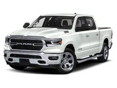 New 2019 Ram 1500 BIG HORN / LONE STAR CREW CAB 4X2 5'7 BOX Crew Cab 1C6RREFT2KN684963 for Sale in Houston, TX at Helfman Dodge Chrysler Jeep Ram