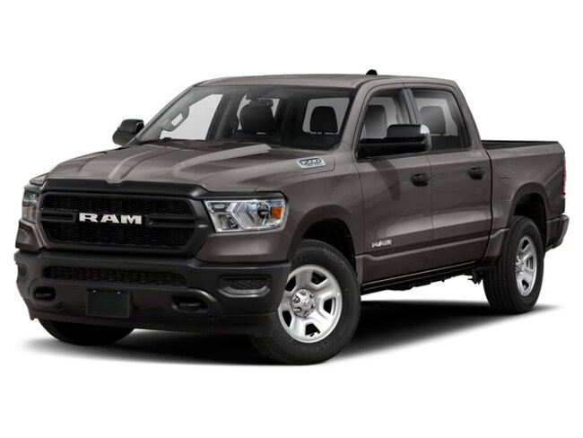2019 Ram 1500 Tradesman Truck Crew Cab