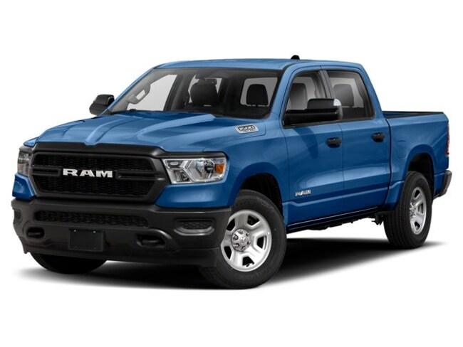 New 2019 Ram 1500 Tradesman Truck Crew Cab Klamath Falls, OR