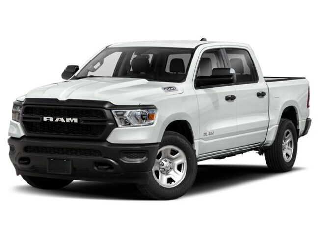 New 2019 Ram 1500 TRADESMAN CREW CAB 4X4 5'7 BOX Crew Cab in Bellevue, NE
