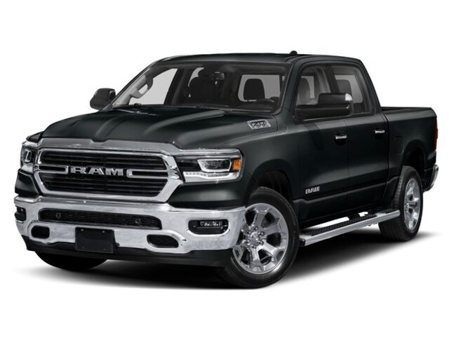new 2019 Ram 1500 BIG HORN / LONE STAR CREW CAB 4X4 5'7 BOX Crew Cab in Staten Island