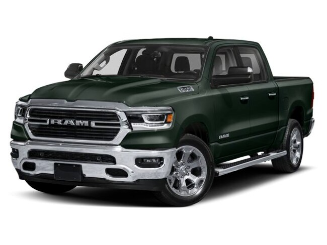 New 2019 Ram 1500 BIG HORN / LONE STAR CREW CAB 4X4 5'7 BOX Crew Cab Cincinnati
