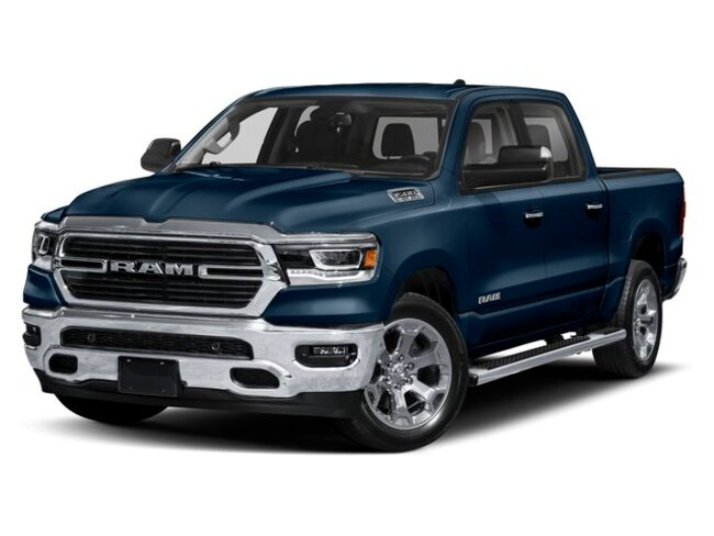New 2019 Ram 1500 BIG HORN / LONE STAR CREW CAB 4X4 5'7 BOX Crew Cab in Falmouth, MA