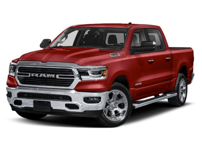 New 2019 Ram 1500 4X4-Employee Price Big Horn Truck Crew Cab for sale in Vermont