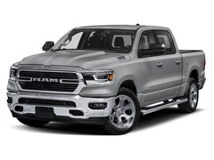 New 2019 Ram 1500 BIG HORN / LONE STAR CREW CAB 4X4 5'7 BOX Crew Cab for sale in White Plains, NY at White Plains Chrysler Jeep Dodge