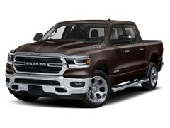 New 2019 Ram 1500 BIG HORN / LONE STAR CREW CAB 4X4 5'7 BOX Crew Cab 1C6SRFFT1KN609162 in Riverhead NY
