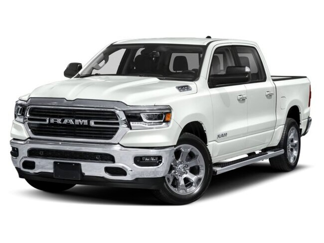 New 2019 Ram 1500 BIG HORN / LONE STAR CREW CAB 4X4 5'7 BOX Crew Cab in Avon Lake