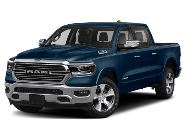 2019 Ram 1500 LARAMIE CREW CAB 4X4 5'7 BOX Crew Cab for sale in Baytown, TX at Bayshore Chrysler Jeep Dodge Ram