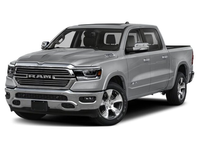 New  2019 Ram 1500 LARAMIE CREW CAB 4X4 5'7 BOX Crew Cab for sale in globe az