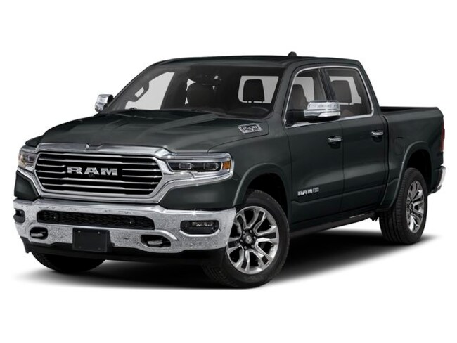 New 2019 Ram 1500 Longhorn Truck Crew Cab in Conway, SC