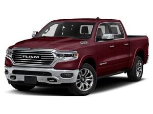2019 Ram 1500 LARAMIE LONGHORN CREW CAB 4X4 5'7 BOX