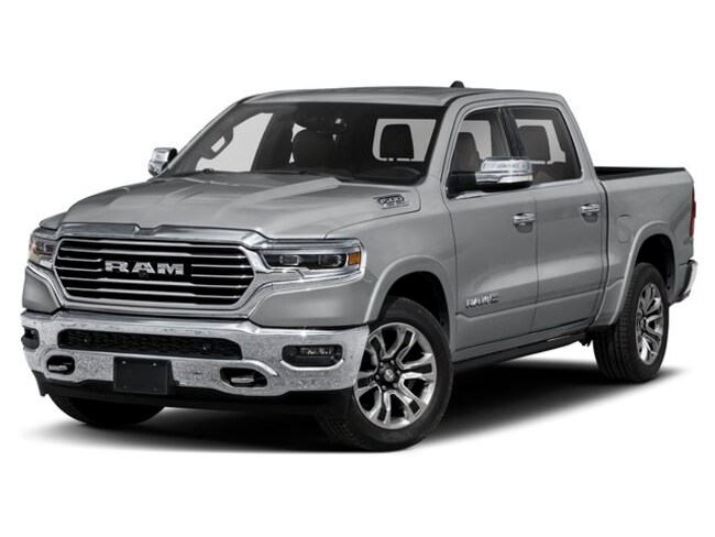 New 2019 Ram 1500 Longhorn Truck Crew Cab Midland, TX