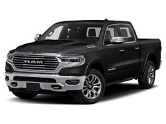 2019 Ram 1500 LARAMIE LONGHORN CREW CAB 4X4 5'7 BOX Crew Cab in Exeter NH at Foss Motors Inc