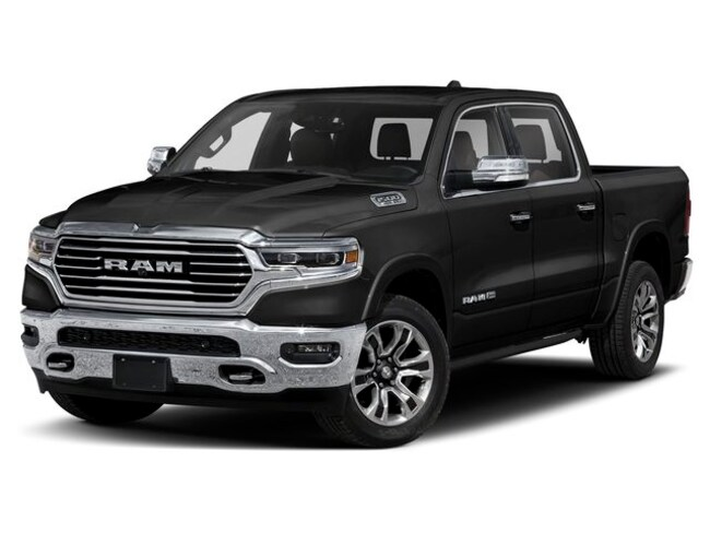 New 2019 Ram 1500 LARAMIE LONGHORN CREW CAB 4X4 5'7 BOX Crew Cab in Cambridge, MN