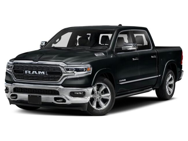 New 2019 Ram 1500 LIMITED CREW CAB 4X4 5'7 BOX Crew Cab in Bellevue, NE