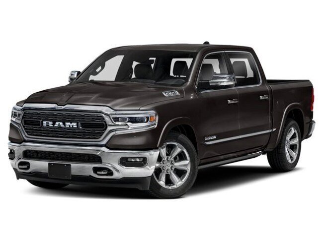 New Chrysler Dodge Jeep Ram 2019 Ram 1500 LIMITED CREW CAB 4X4 5'7 BOX Crew Cab in Colby, KS