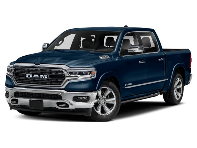 New 2019 Ram 1500 LIMITED CREW CAB 4X4 5'7 BOX Crew Cab in Big Rapids, MI
