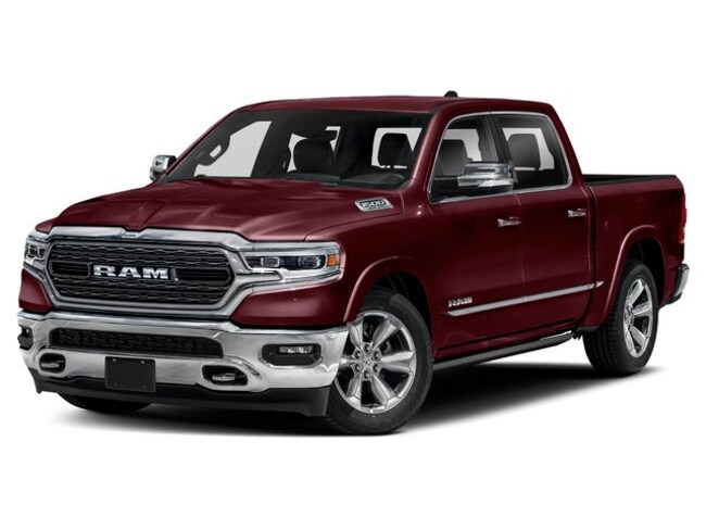 New 2019 Ram 1500 LIMITED CREW CAB 4X4 5'7 BOX Crew Cab Near Fitchburg