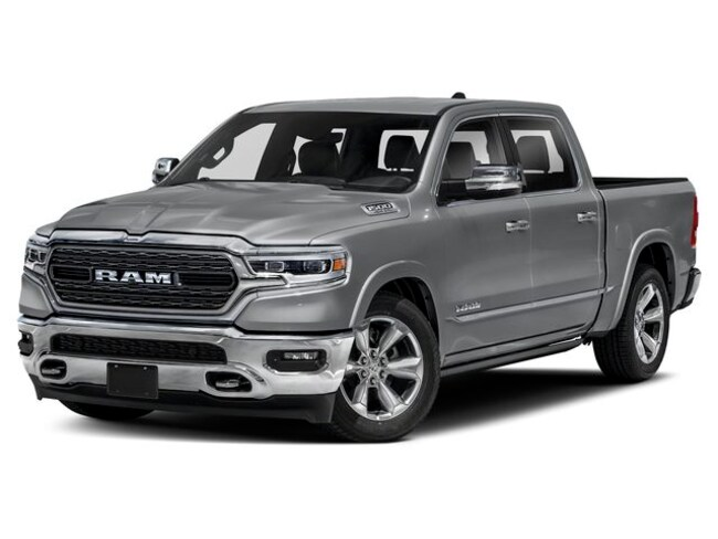 New 2019 Ram 1500 LIMITED CREW CAB 4X4 5'7 BOX Crew Cab Massena