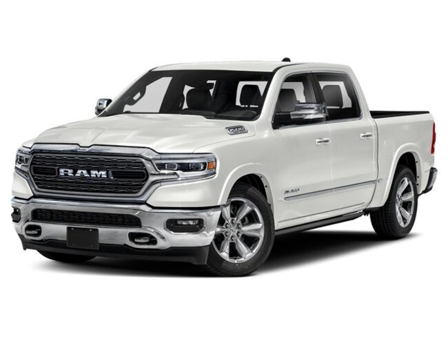 New 2019 Ram 1500 LIMITED CREW CAB 4X4 5'7 BOX Crew Cab near Chattanooga