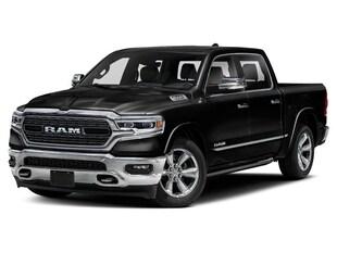 2019 Ram 1500 LIMITED CREW CAB 4X4 5'7 BOX Crew Cab