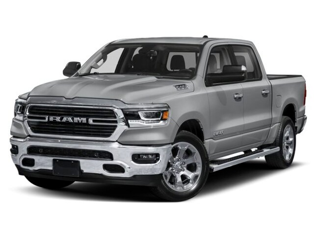 New 2019 Ram 1500 BIG HORN / LONE STAR CREW CAB 4X2 6'4 BOX Crew Cab For Sale/Lease Clewiston, Florida