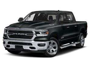 2019 Ram 1500 BIG HORN / LONE STAR CREW CAB 4X4 6'4 BOX