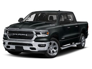 New 2019 Ram 1500 BIG HORN / LONE STAR CREW CAB 4X4 6'4 BOX Crew Cab for sale in Lebanon, NH at Miller Chrysler Jeep Dodge Ram