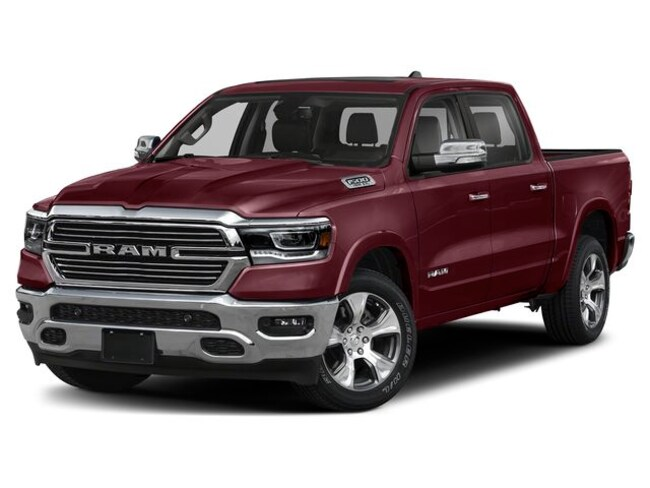 New 2019 Ram 1500 LARAMIE CREW CAB 4X4 6'4 BOX Crew Cab Grand Rapids