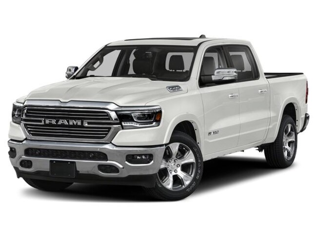 New 2019 Ram 1500 LARAMIE CREW CAB 4X4 6'4 BOX Crew Cab for Sale in Stockton, CA