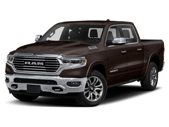 new 2019 ram 1500 laramie longhorn crew cab 4x4 6 39 4 box crew cab for sale in the dalles or. Black Bedroom Furniture Sets. Home Design Ideas