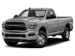 New 2019 Ram 2500 TRADESMAN REGULAR CAB 4X4 8' BOX Regular Cab for Sale near Durham, NH, at Poulin Chrysler Dodge Jeep Ram