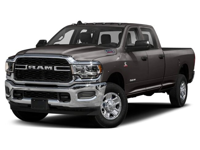 New  2019 Ram 2500 LARAMIE CREW CAB 4X4 8' BOX Crew Cab for sale in globe az