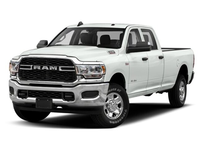 New 2019 Ram 3500 TRADESMAN CREW CAB 4X2 8' BOX Crew Cab for sale in Cartersville, GA