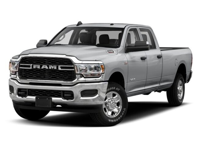 New 2019 Ram All New 3500 4X4 Diesel Big Horn Truck Crew Cab for sale in Vermont