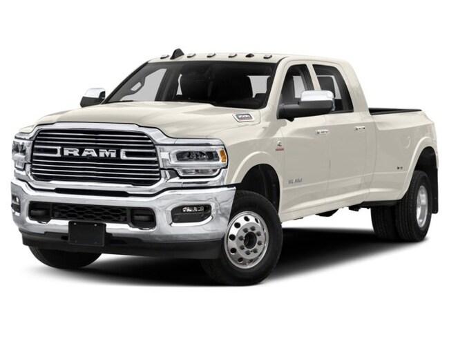2019 Ram 3500 Laramie 4x4 Mega Cab 6'4 Box