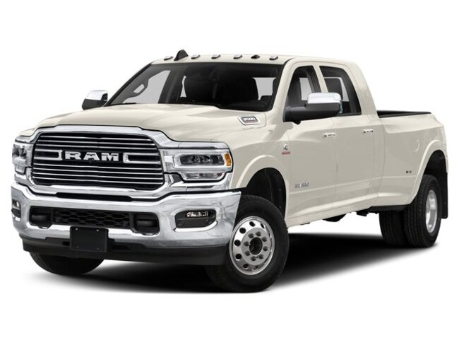 2019 Ram 3500 Limited Truck Mega Cab