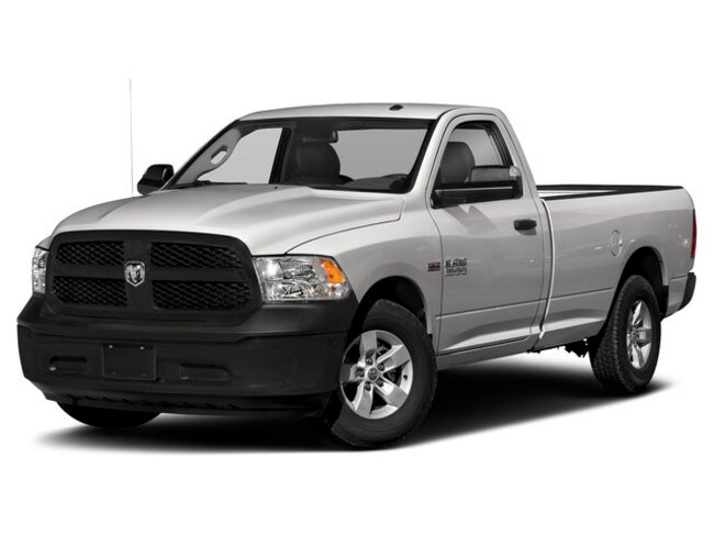2019 Ram 1500 CLASSIC TRADESMAN REGULAR CAB 4X2 8' BOX Regular Cab for sale in Sanford, NC at US 1 Chrysler Dodge Jeep