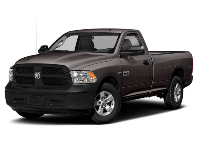 New 2019 Ram 1500 CLASSIC TRADESMAN REGULAR CAB 4X4 6'4 BOX Regular Cab Near Sandpoint