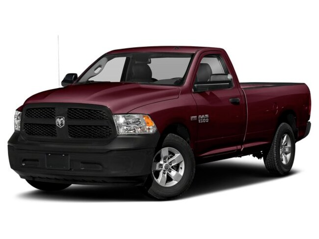 2019 Ram 1500 CLASSIC EXPRESS REGULAR CAB 4X4 6'4 BOX Regular Cab For Sale in Sussex, NJ