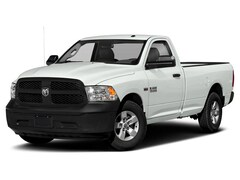 New 2019 Ram 1500 CLASSIC TRADESMAN REGULAR CAB 4X4 8' BOX Regular Cab for sale in Willimantic, CT at Capitol Garage Inc
