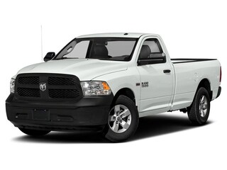 New 2019 Ram 1500 CLASSIC TRADESMAN REGULAR CAB 4X4 8' BOX Regular Cab