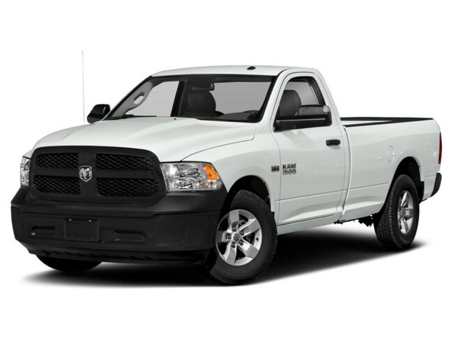 New 2019 Ram 1500 CLASSIC TRADESMAN REGULAR CAB 4X4 8' BOX Regular Cab in Rochester, NY