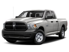 2019 Ram 1500 CLASSIC EXPRESS QUAD CAB 4X2 6'4 BOX Quad Cab 1C6RR6FG9KS574745 for sale in Fort Stockton, TX at Ram Country