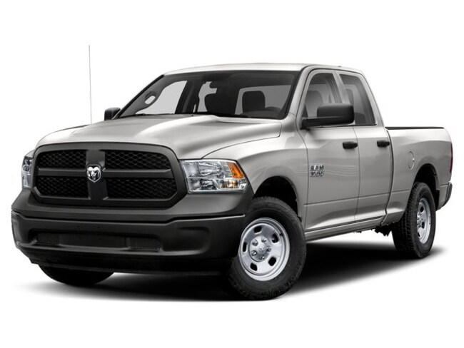 New 2019 Ram 1500 CLASSIC EXPRESS QUAD CAB 4X2 6'4 BOX Quad Cab for sale in Easley, SC