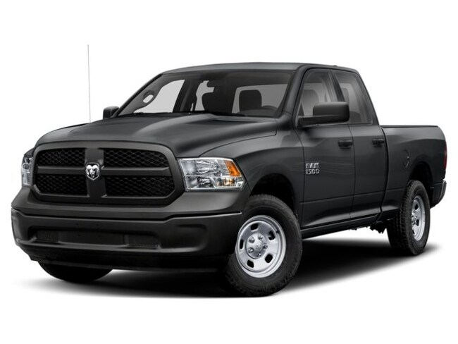 New 2019 Ram 1500 CLASSIC TRADESMAN QUAD CAB 4X4 6'4 BOX Quad Cab Albuquerque, NM