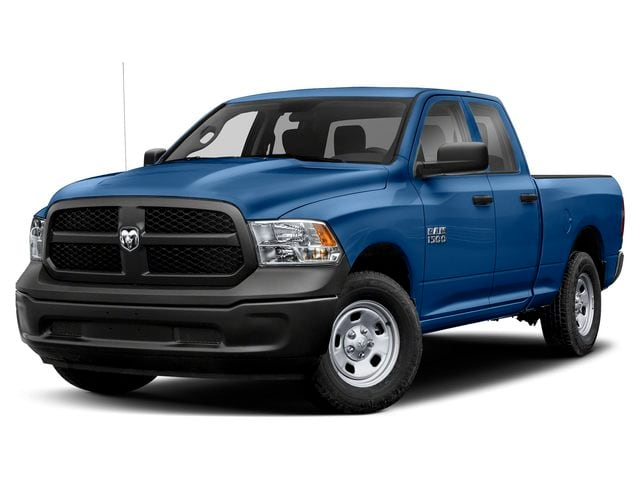 Featured New 2019 Ram 1500 Classic EXPRESS QUAD CAB 4X4 6'4 BOX Quad Cab for Sale in Westfield, NY