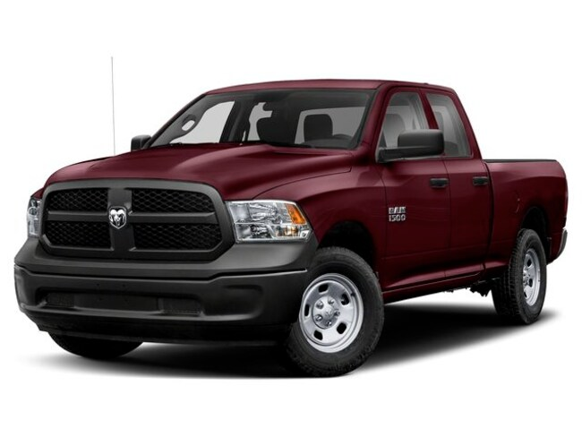 New 2019 Ram 1500 CLASSIC TRADESMAN QUAD CAB 4X4 6'4 BOX Quad Cab in Martinsburg